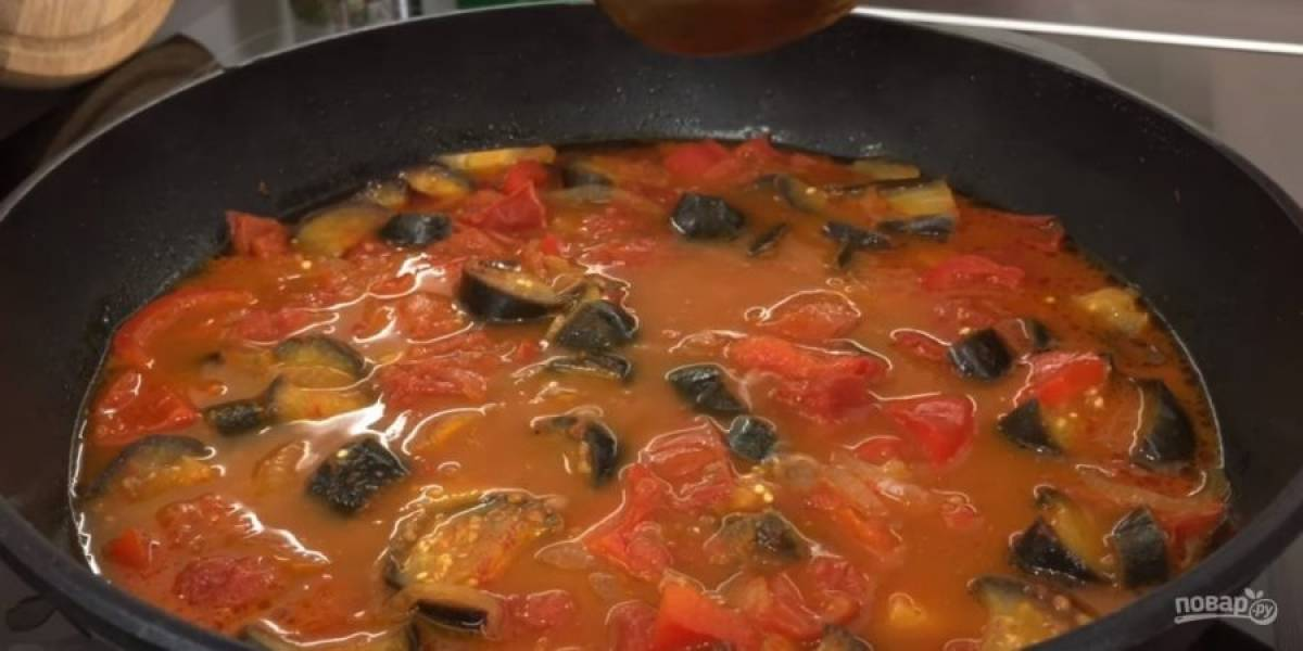Ужин за 25 минут (овощной карри) - пошаговый рецепт