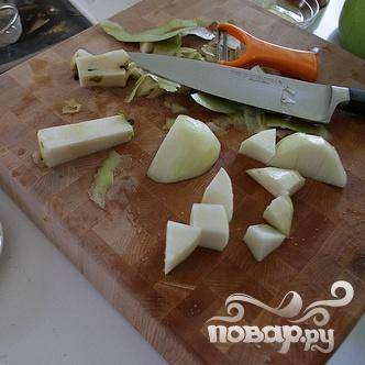 Пряное грушевое пюре - пошаговый рецепт с фото на