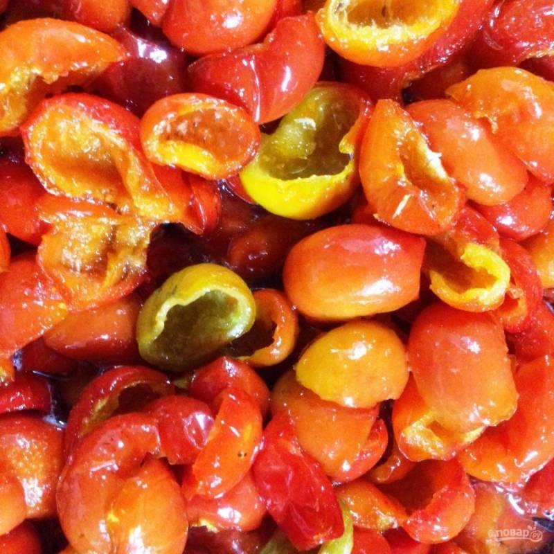 Варенье из шиповника - пошаговый рецепт с фото на