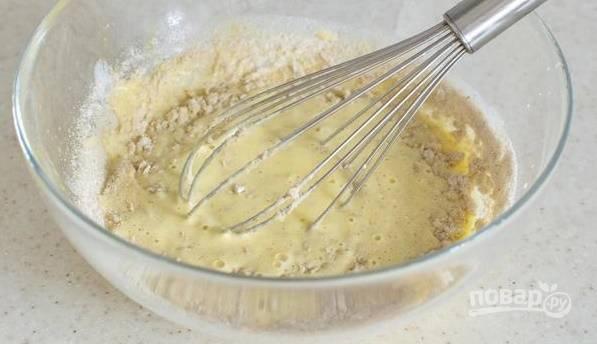 Оладьи из овсяного толокна - пошаговый рецепт с фото на