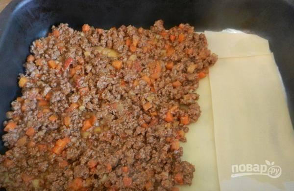 Лазанья от Юлии Высоцкой - пошаговый рецепт