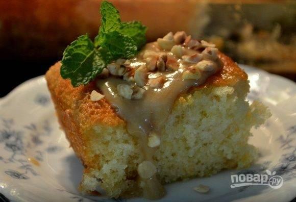 Десерт с мороженым бэйлисом и пралине - пошаговый рецепт с фото на