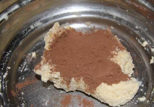 Печенье - Цветочки - пошаговый рецепт