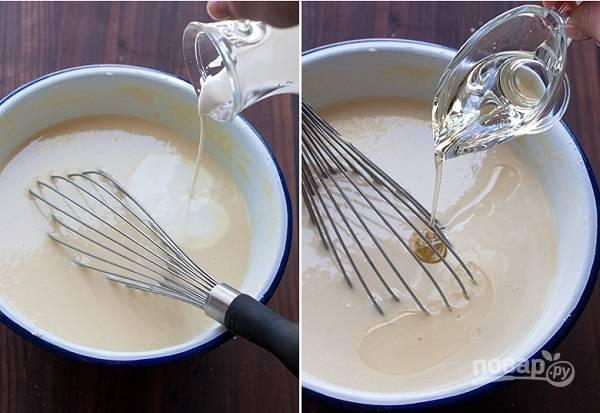 Бабушкины блины - пошаговый рецепт