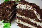 Торт сметанный - рецепты с фото на (76 рецептов сметанных тортов)