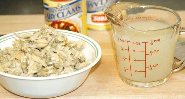 Суп из моллюсков в стиле Новая Англия - пошаговый рецепт
