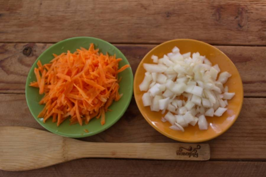 Суп гороховый с гренками - пошаговый рецепт