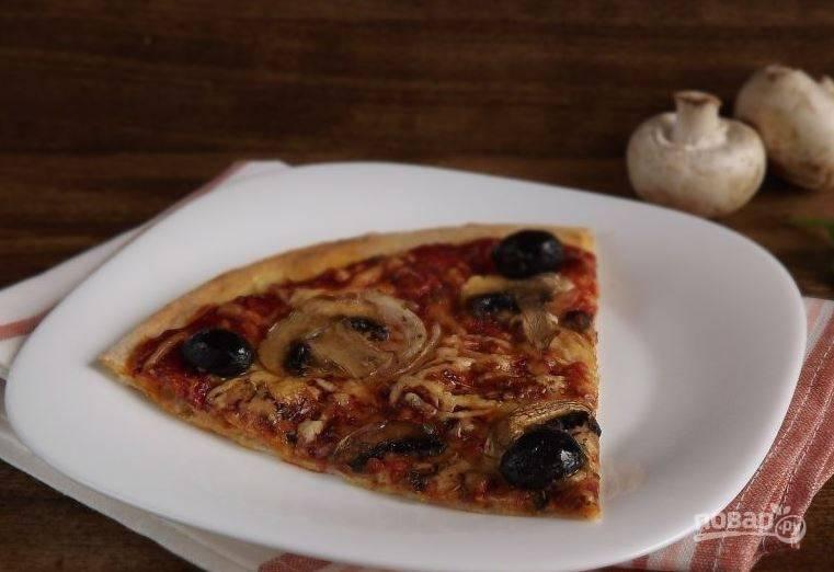 Пицца на дому
