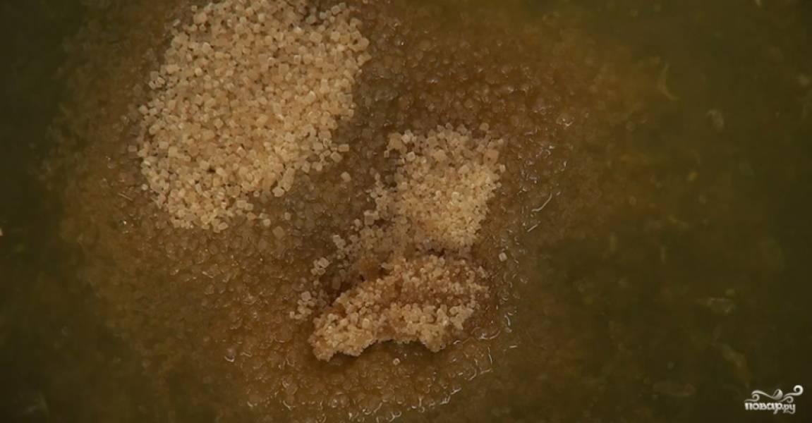 Кальмары с апельсинами - пошаговый рецепт