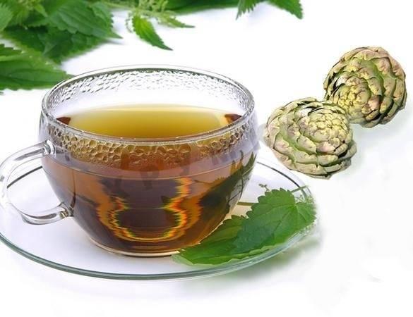 Чай из артишока