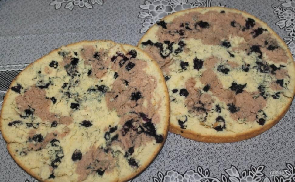 Торт - Легко и быстро - пошаговый рецепт с фото на