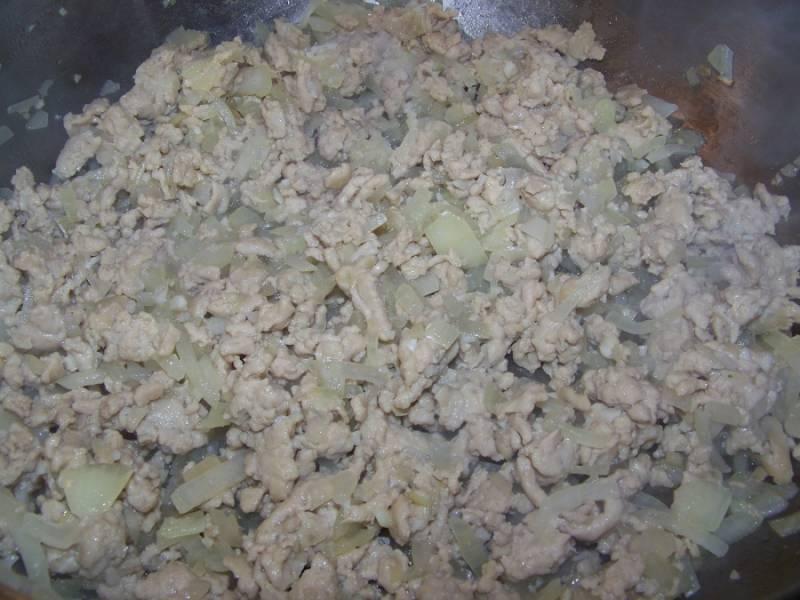 Макароны, начиненные фаршем - пошаговый рецепт