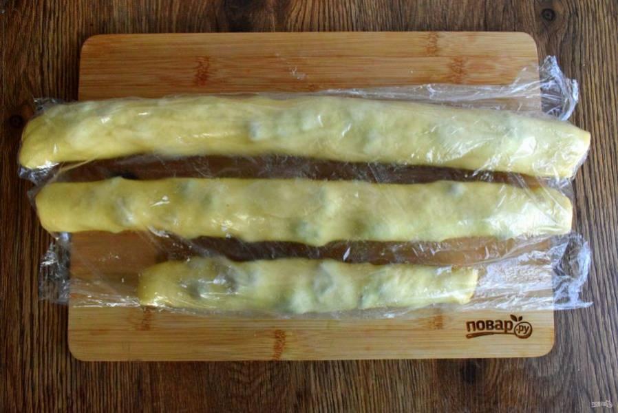 Кулич - Краффин - пошаговый рецепт с фото на