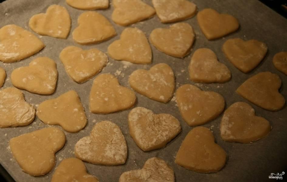 Быстрое постное печенье - пошаговый рецепт