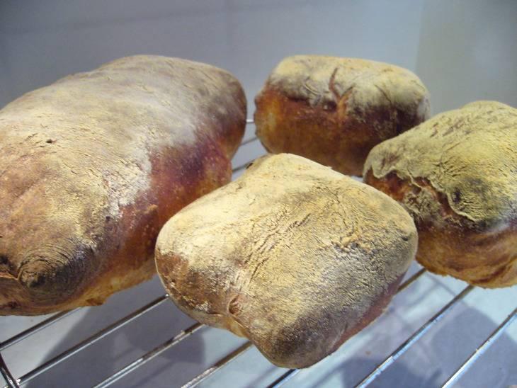 Чиабатта - пошаговый рецепт с фото на