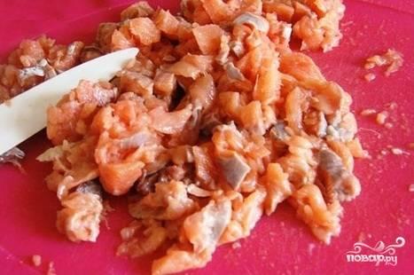 Котлеты из горбуши - пошаговый рецепт
