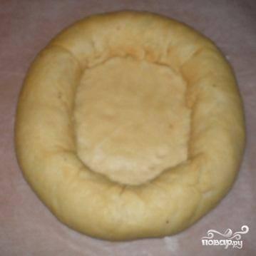 Пирог с горбушей - пошаговый рецепт