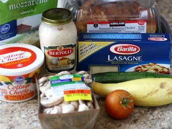 Лазанья из кабачков в мультиварке - пошаговый рецепт с фото на