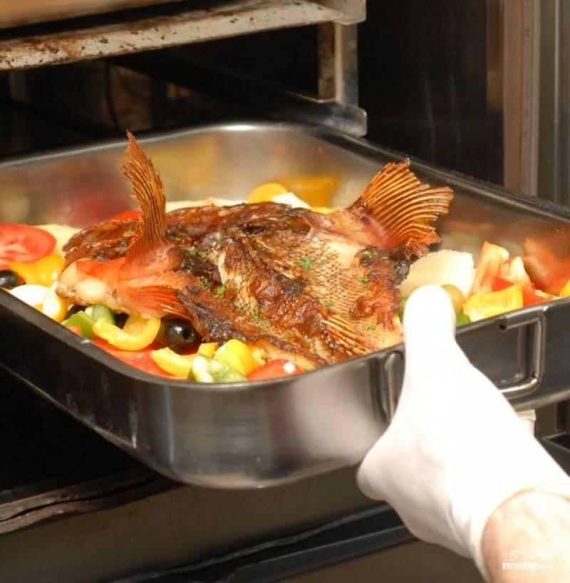 Из статьи вы узнаете лучшие рецепты приготовления морского красного окуня.