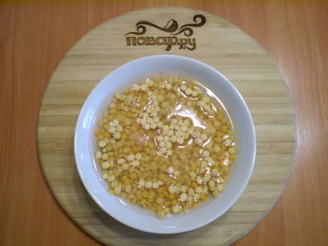 Гороховый суп без копченостей - пошаговый рецепт