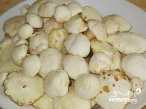 Жареные маслята с картошкой - пошаговый рецепт с фото на