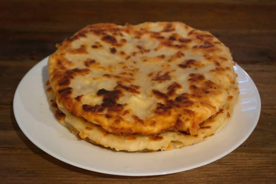 Пирог с курицей на кефире - пошаговый рецепт