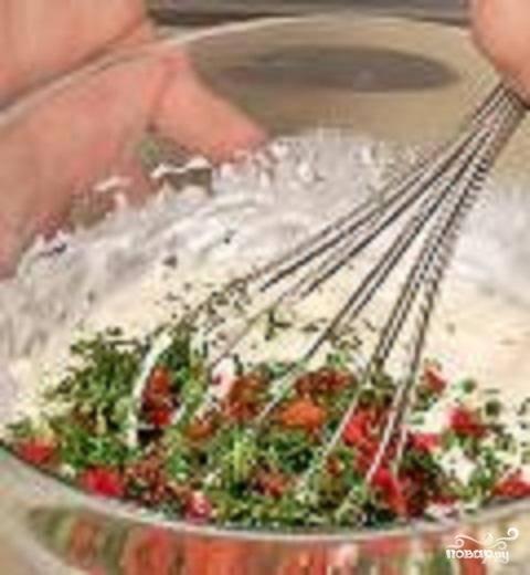 Рыба, фаршированная сыром - пошаговый рецепт