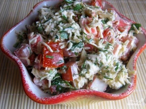 мясные салаты на день рождения простые и вкусные рецепты фото