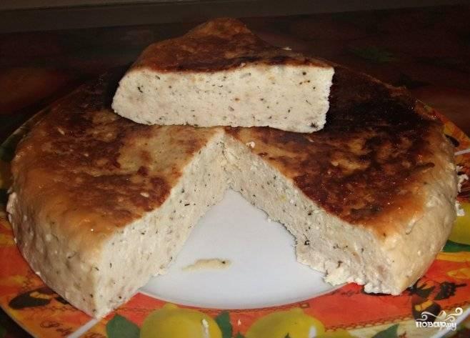 Куриное суфле с морковью в духовке пошаговый рецепт с