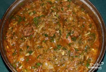 Солянка без картошки - пошаговый рецепт