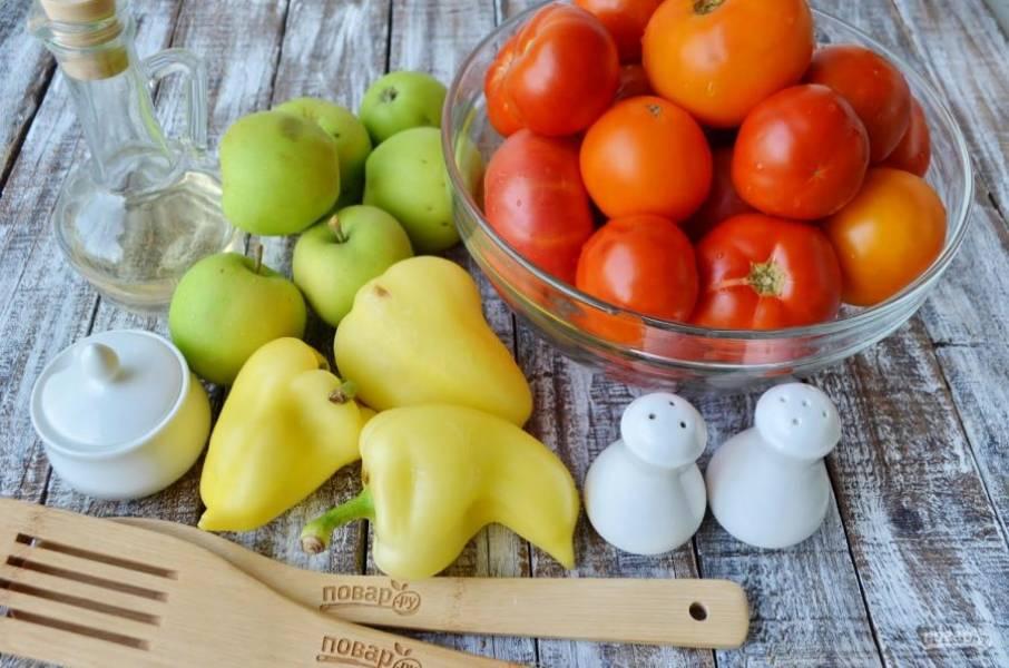 Кетчуп - пошаговый рецепт с фото на