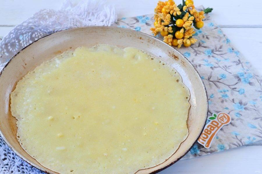 Простые блины на молоке - пошаговый рецепт с фото на