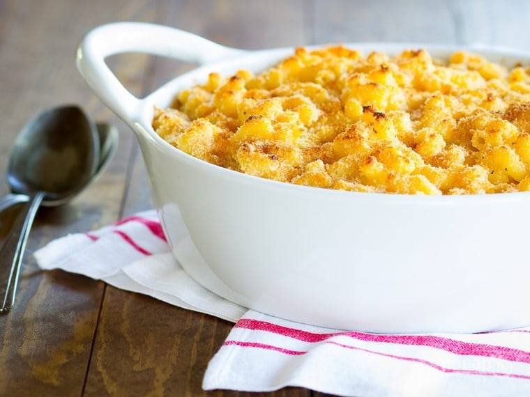5. Запекайте макароны в духовке в течение 15 минут при 230 градусах. Приятного аппетита!