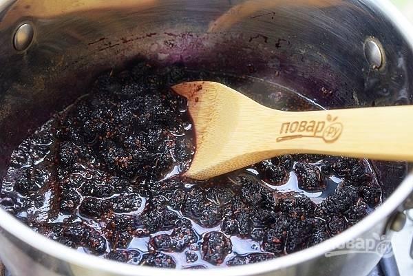 Варенье из тутовника - пошаговый рецепт