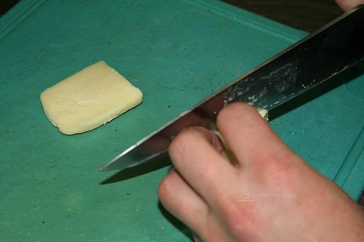 Копченый сулугуни на сковороде - пошаговый рецепт с фото на