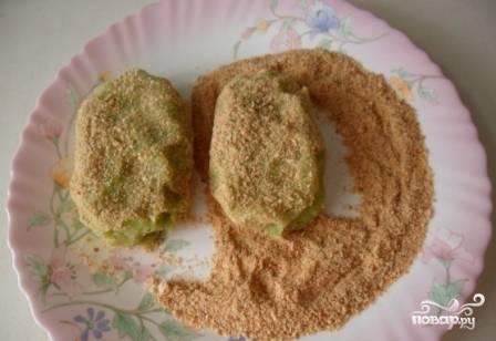 Котлеты из брокколи и картофеля - пошаговый рецепт