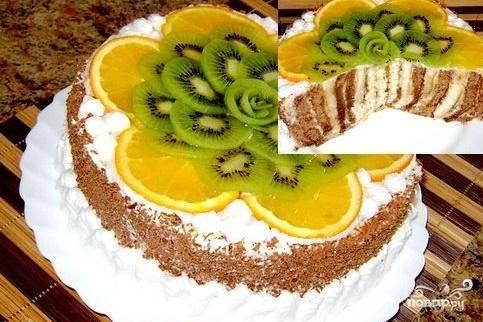 Торт Чудесный