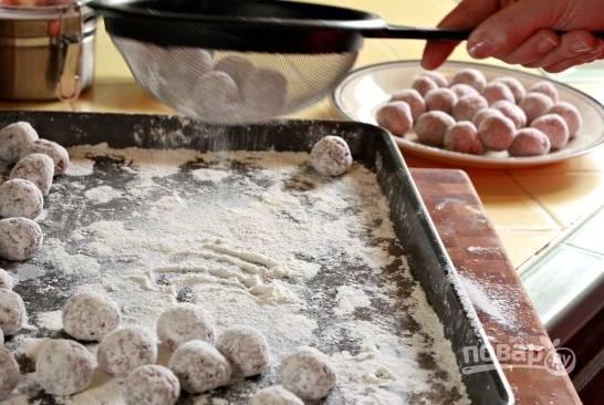 Макароны с фрикадельками - пошаговый рецепт