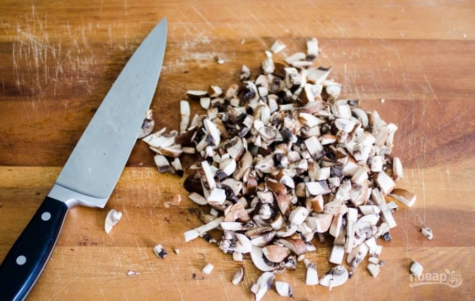 Сырно-грибной суп - пошаговый рецепт с фото на