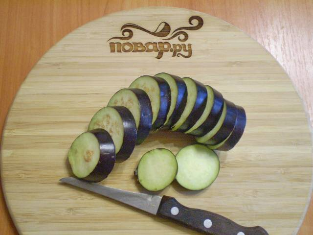 Баклажаны, жаренные на сковороде - пошаговый рецепт