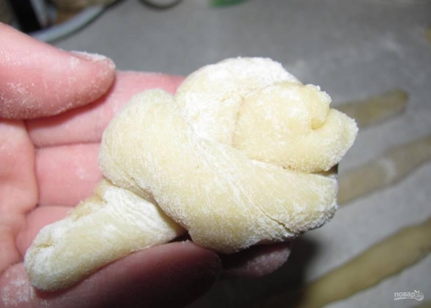 Булочки на кефире без дрожжей - пошаговый рецепт с фото на