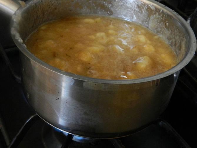 Варенье из спелых бананов - пошаговый рецепт