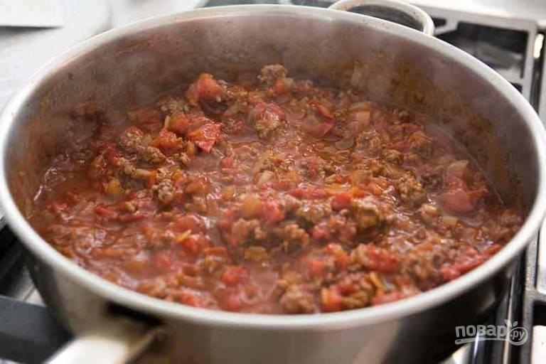 Вкусные макароны с фаршем - пошаговый рецепт
