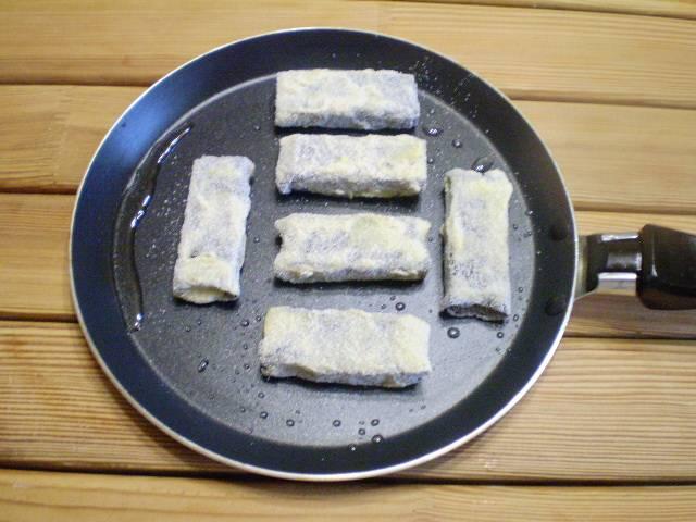 Вегетарианская жареная рыба - пошаговый рецепт с фото на
