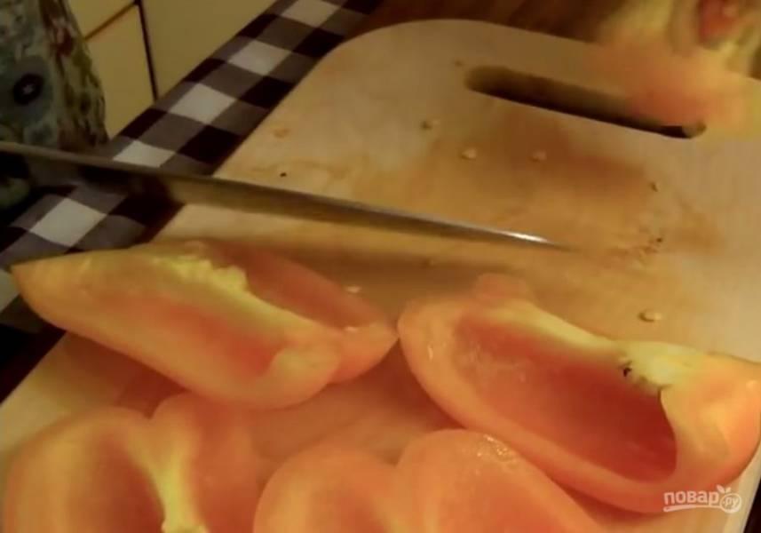 Салат - Средиземноморский - без майонеза - пошаговый рецепт с фото на