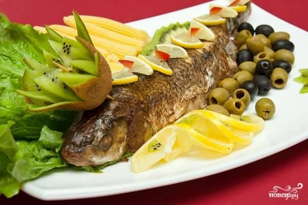 Кутум (рыба в духовке)