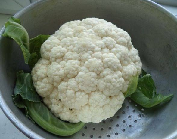 Замороженная цветная капуста в кляре - пошаговый рецепт с фото на