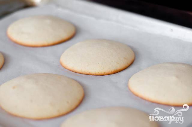 Печенье в шоколадно-медовой глазури - пошаговый рецепт
