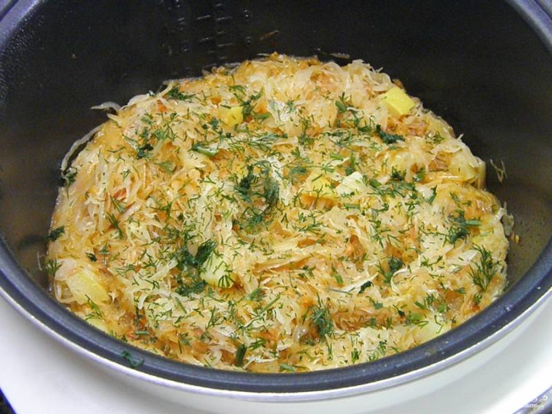 Солянка с кабачками и капустой - пошаговый рецепт с фото на