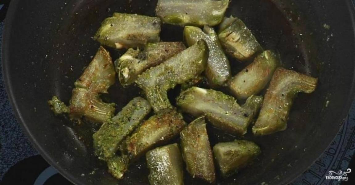 Салат с артишоками - пошаговый рецепт с фото на